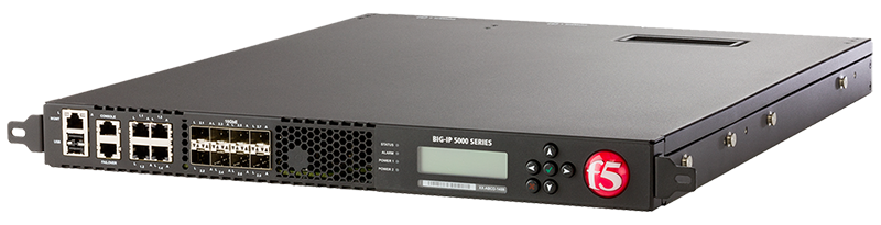 F5 BIG-IP 5000 Series